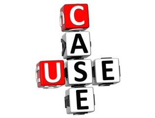 3D Case Use Crossword