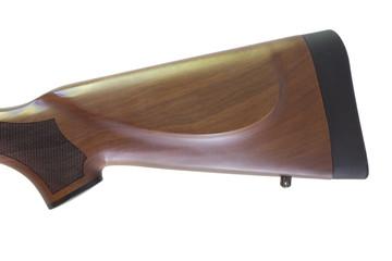 Rifle buttstock