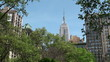 \Empire State Building, View from Madison Square Park.