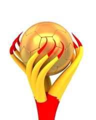 Spanien Europa-Weltmeister