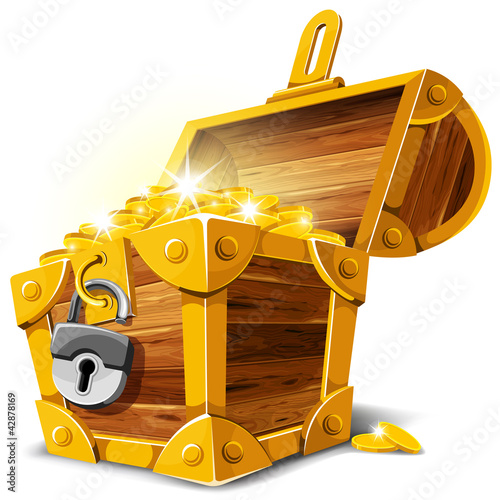 Treasure Chest - 42878169