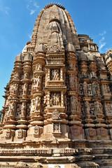 Khajuraho, Madhya Pradesh, i templi dell'amore, India