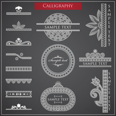 Elements of Calligraphy