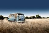 Fototapety Abandoned Camper