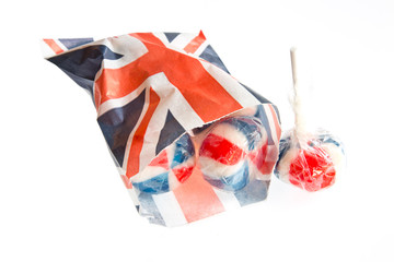 Patriotic Lollies
