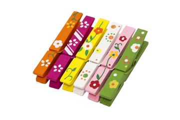 colorful peg