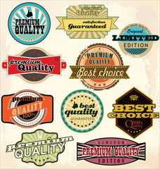 Vintage Labels Collection - Best Quality