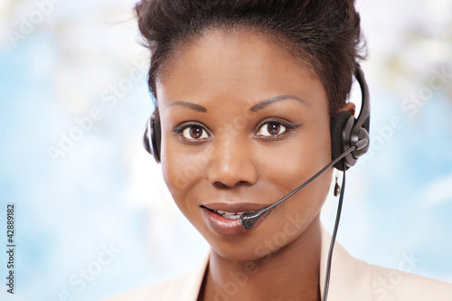 Global telephone operator providing phone service