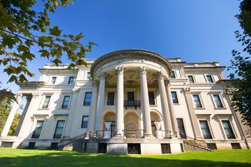 National Historic Landmark Vanderbilt Mansion Hyde Park NY