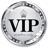 VIP label