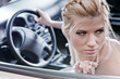 Fototapeten,gestalten,glamour,sitzend,driving