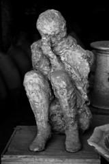 Pompeii human victim