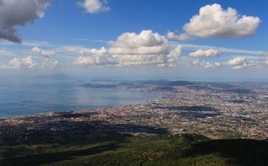 Cityscape Naples