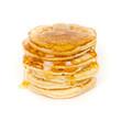 Pancakes mit Sirup