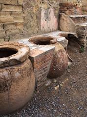 Cooking Pots, Herculaneum