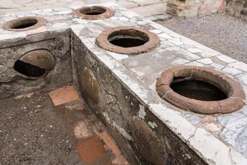 Herculaneum Cooking Pots