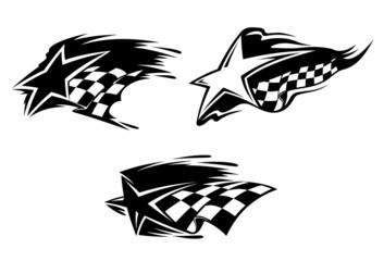 Racing symbols