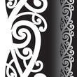 Maori tattoo pattern - 42902720