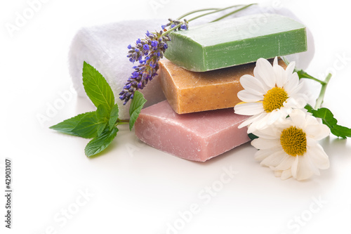 handmade soap bars