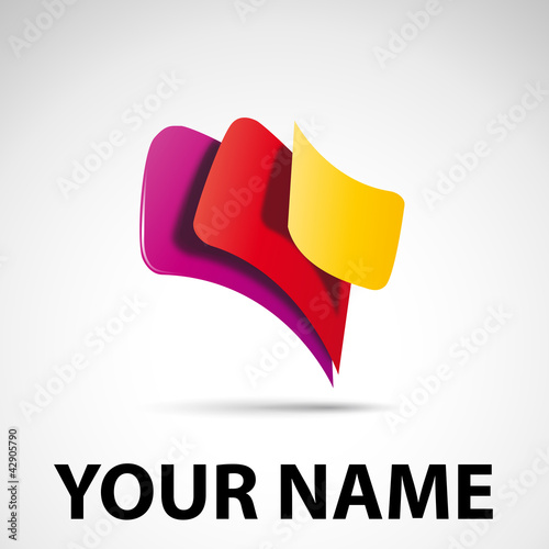 Business Abstract Logo # Vector