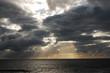 Fototapeten,sunrise,sunrise,wolken,meer