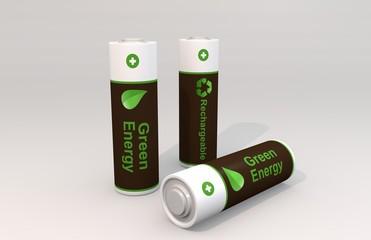 Öko-Batterien