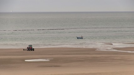 flobart sur la plage de wissant