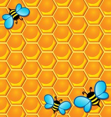 Bee theme image 2
