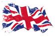 Grange Flag of UK