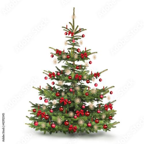 geschm ckter weihnachtsbaum stockfotos und lizenzfreie. Black Bedroom Furniture Sets. Home Design Ideas