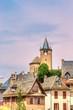 Eglise Saint-Matthieu,Laguiole,France.