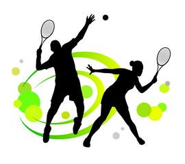 Tennis - 100