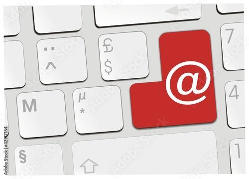 clavier internet