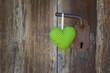Das Tor zum Herzen