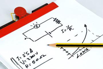 Graphic ohm's law