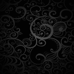 Beautiful vector seamless pattern