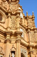 Guadix, provincia de Granada, catedral barroca