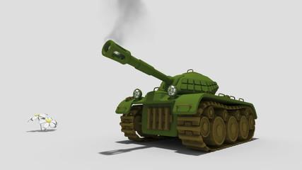 Riding  tank