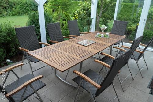 Terrassen Möbel