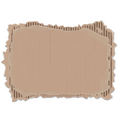 cardboard - cartone ondulato - place you text