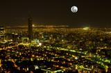 Full Moon Metropolis poster