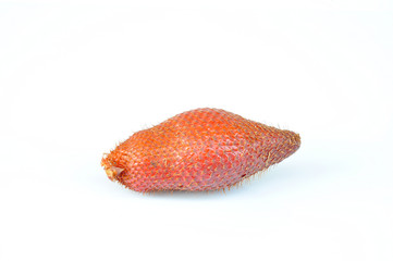 Salacca fruit isolated