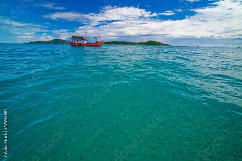 Fishering Boat