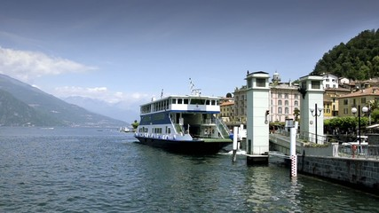 boat trip on lake como
