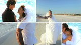 Montage Faraway Island Wedding Couple