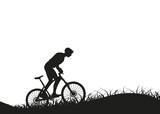 Fototapety Cycliste_01