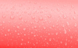 red water drops - 42940508