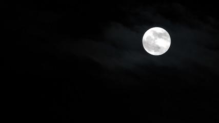 Super moon, taken on night of Saturday, May 5, 2012.