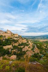 Gordes Provence Hilltop Stone Village V