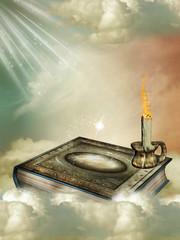 Fantasy storybook